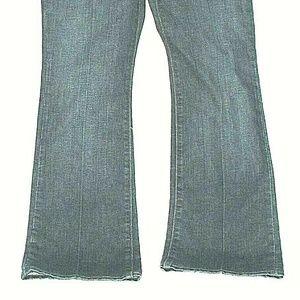 GAP Jeans - GAP Curvy Low Rise Womens Size 2 Jeans Medium Wash